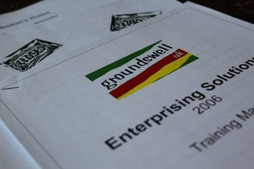 Image of the enterprising solutions training manual