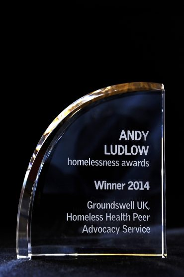 An image of the andy ludlow award