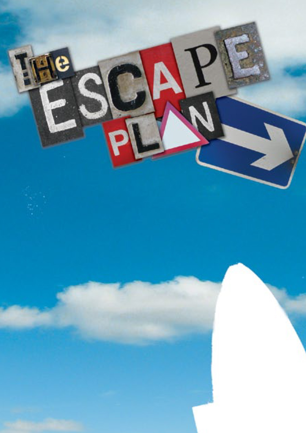 The front cover of the escape plan