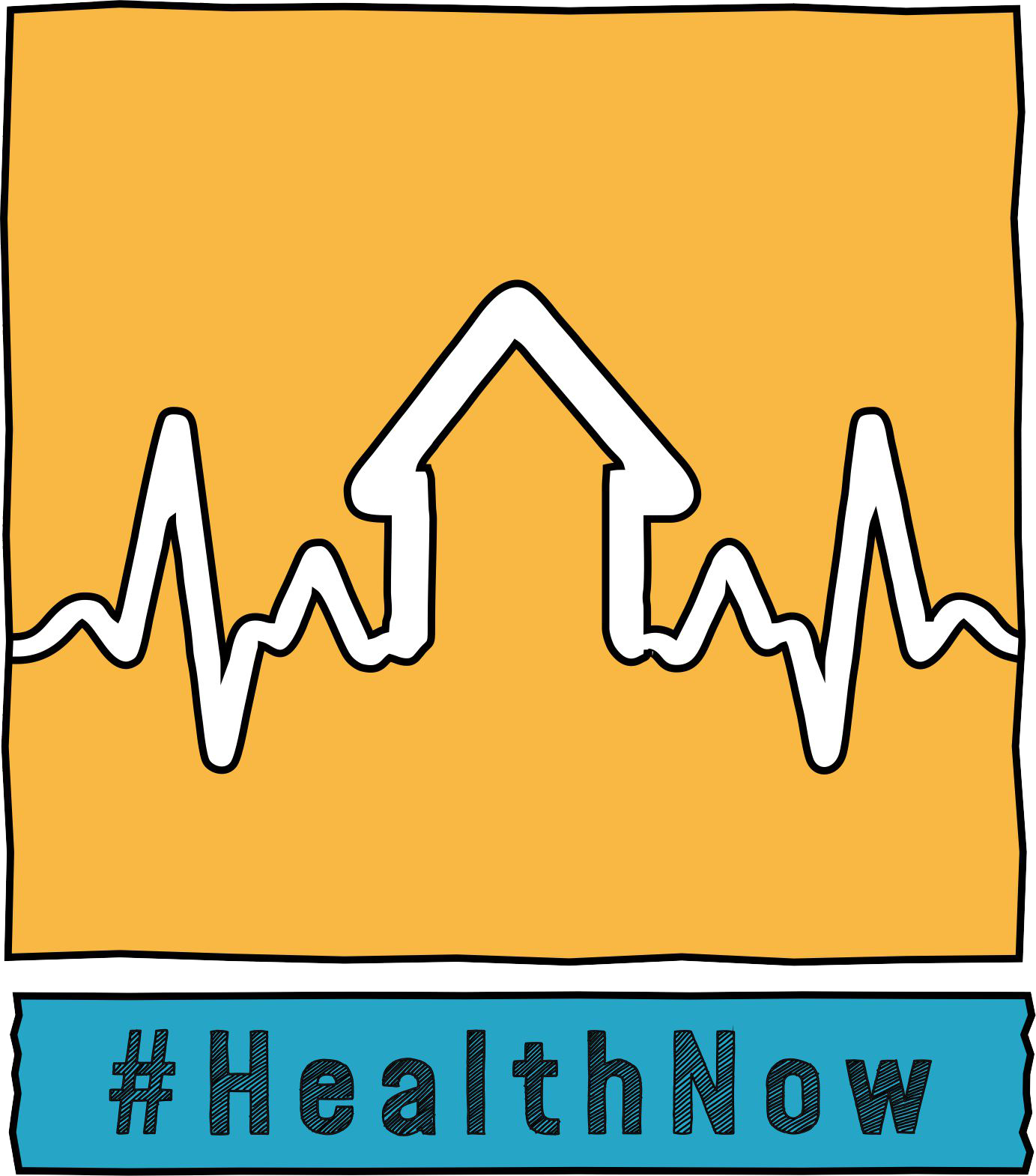 The Health Now logo