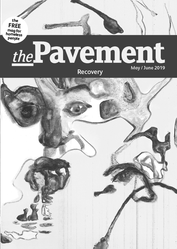 Front cover of the Pavement recovery edition