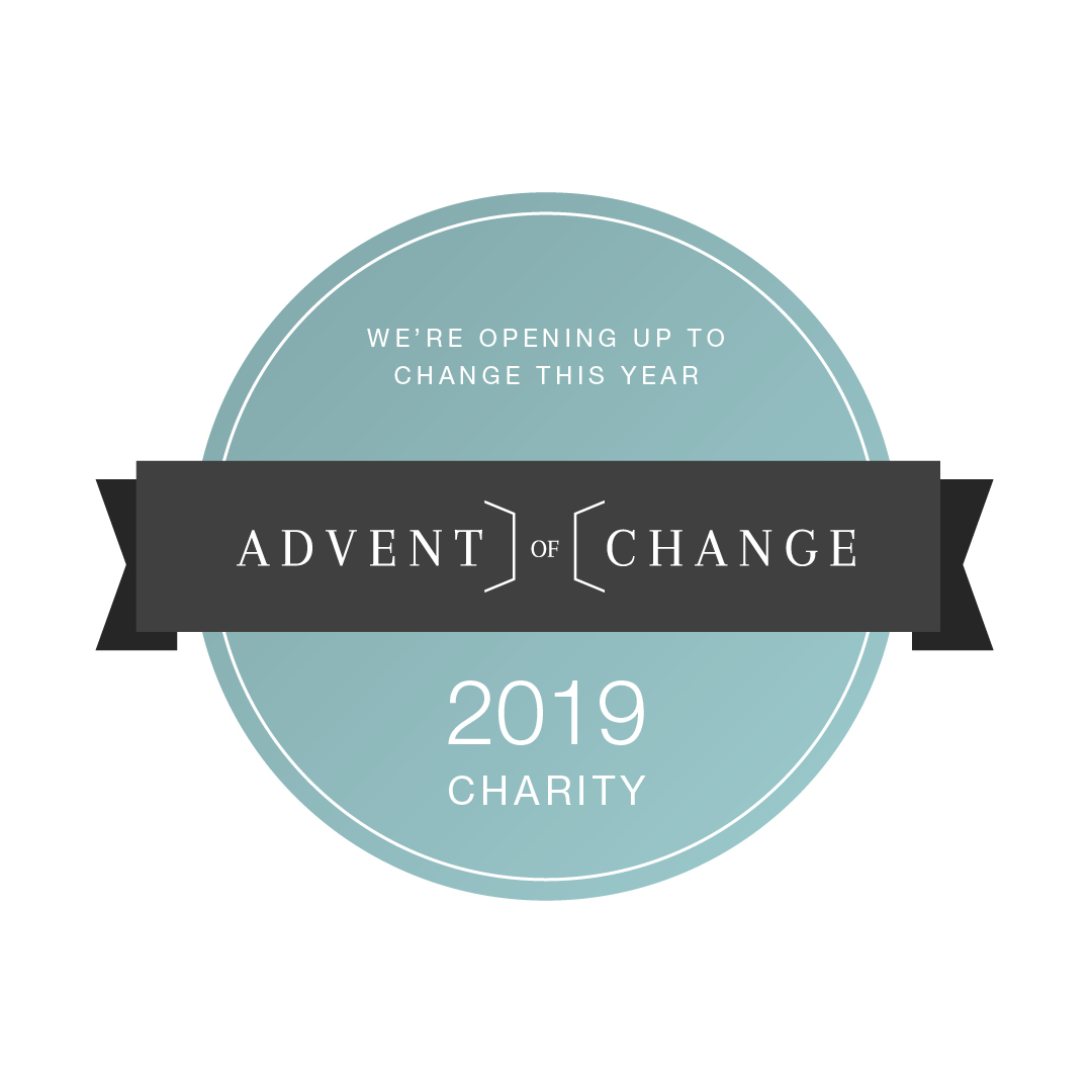 Logo to show Groundswell is a 2019 Advent of Change charity