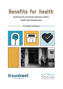 Front cover of Benefits for Health Exectuive Summary