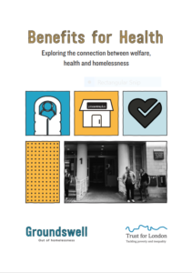 Front cover of Benefits for Health full research report